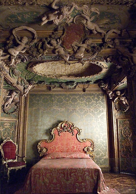 The Bedroom from the Sagredo Palace in the Metropolitan Museum of Art, August 2007