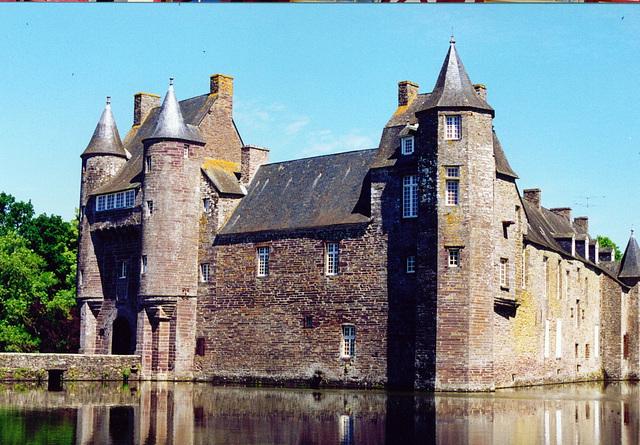 Pempont, Breizh ** Paimpont, Bretagne, France