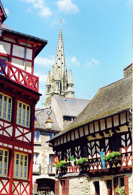 Gwened, Breizh ** Vannes, Bretagne, France - Old City