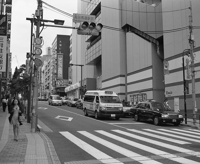 Downtown Tokyo_Takadanobaba