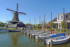 Nederland - Woudsend, De Jager