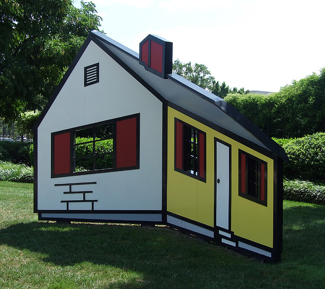ipernity: House I by Roy Lichtenstein in the National Gallery ...