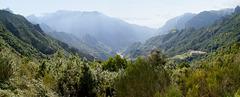 Madeira. Blick zur Südküste ©UdoSm