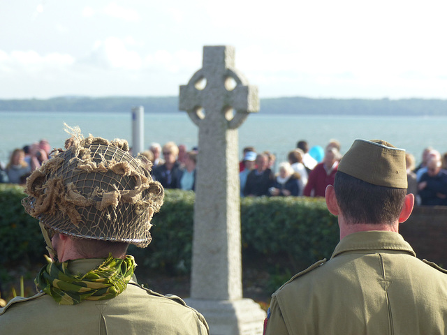 Remembering D-Day (2) - 3 June 2014
