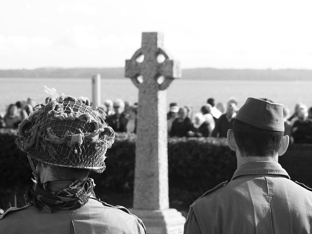 Remembering D-Day (2M) - 3 June 2014