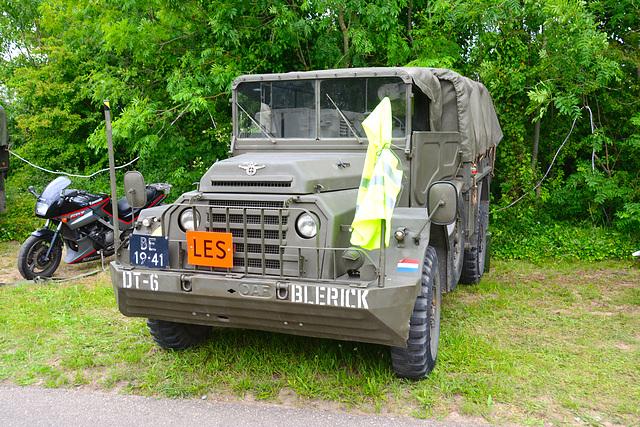 Dordt in Stoom 2014 – 1958 DAF YA126/35