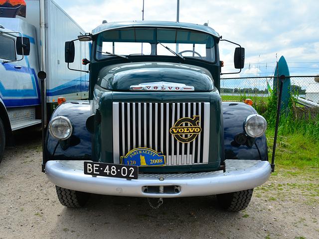 Dordt in Stoom 2014 – 1972 Volvo NB88-44