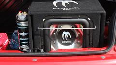 car soundbox