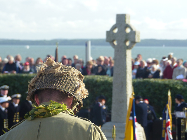 Remembering D-Day (5) - 3 June 2014