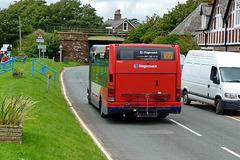 On yer bus/bike!