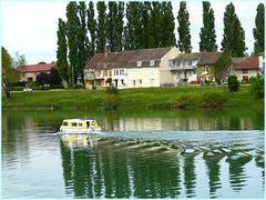 Au fil de la Saône...
