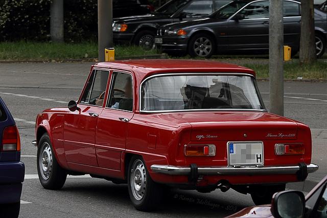 Alfa Romeo Nuova Super 1300