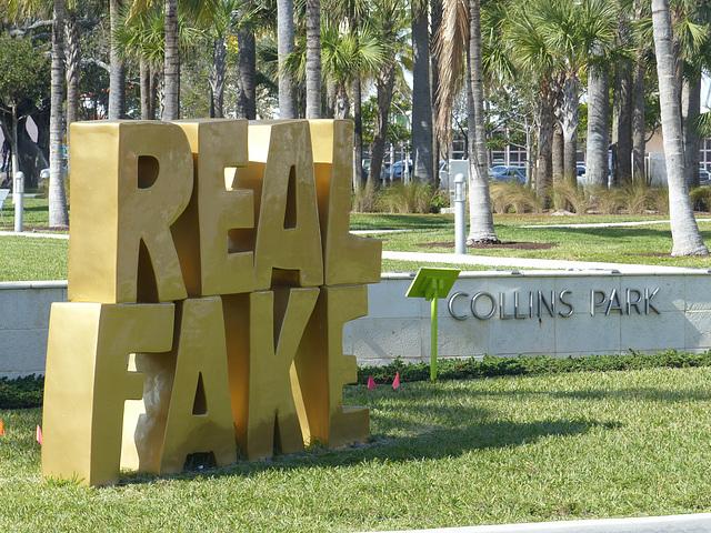 Real Fake (1) - 24 January 2014