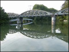 Kennington Railway Bridge