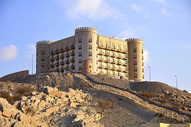 Keine Burg - nur ein 5*-Hotel