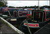 moorings at Aynho Wharf