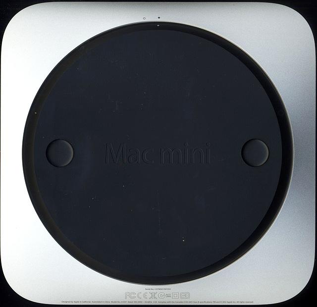 Mac Mini base
