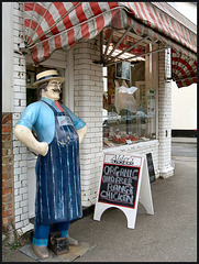 East Oxford butcher