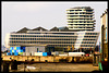 Typische Architektur Hamburg Hafencity