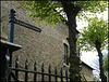 St Sepulchre's signpost