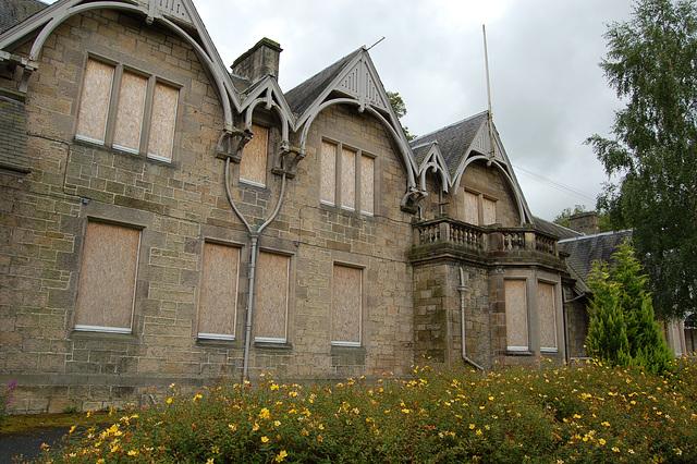 Former Cottage Hospital, Hawick, Borders