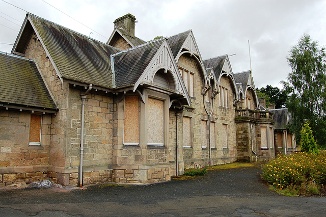 Former Cottage Hospital, Hawick, Borders