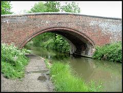 Balls Bridge at Wolvercote