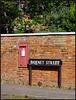 the magic post box