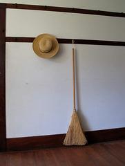 Hat & Broom