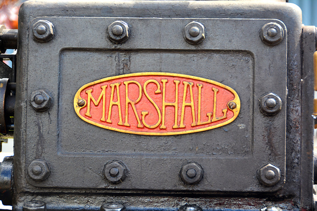 Dordt in Stoom 2014 – Marshall