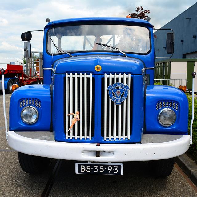 Dordt in Stoom 2014 – 1971 Scania LS 110-38SH REK