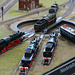Dordt in Stoom 2014 – Locomotives waiting for their turn