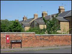 Barnet Street post box