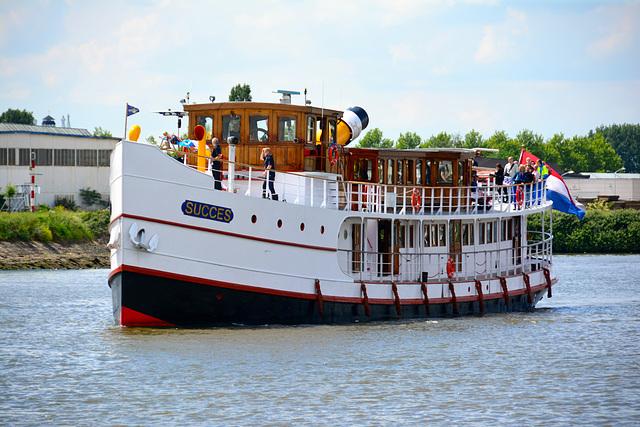 Dordt in Stoom 2014 – SS Succes
