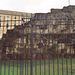 Servian Wall Remains Near Termini Train Station in Rome, Dec. 2003