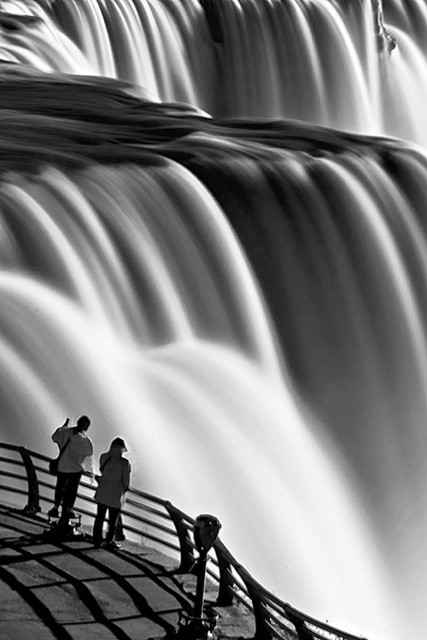 The american part of Niagara