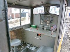 Cab view
