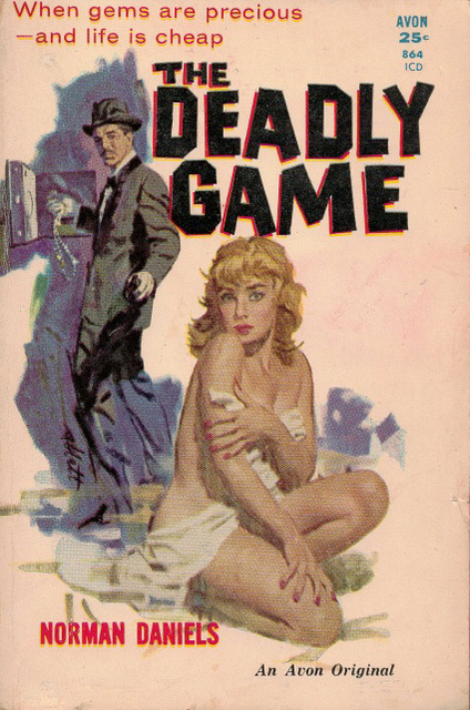Norman Daniels - The Deadly Game