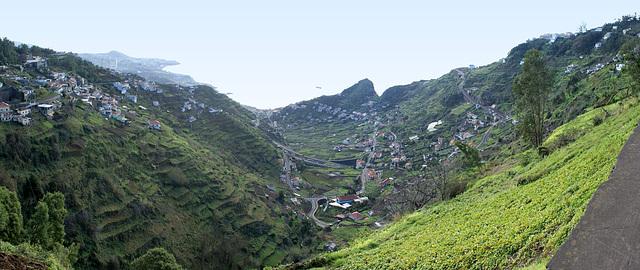Madeira. Unterwegs, zum Cabo Girao. ©UdoSm