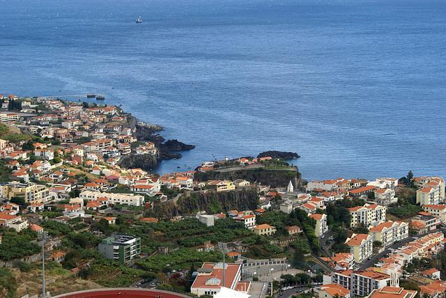 Madeira. Camara de Lobos.  ©UdoSm