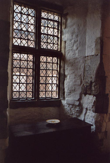 Window Inside the Beauchamp Tower, 2004