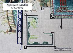 Japanese Garden 3/24/2014