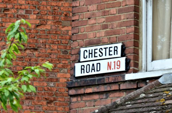 Chester Road, N19