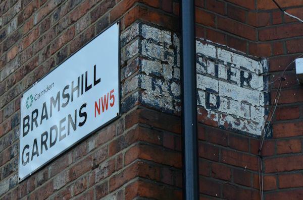 Bramshill Gardens, NW5 | Chester Road
