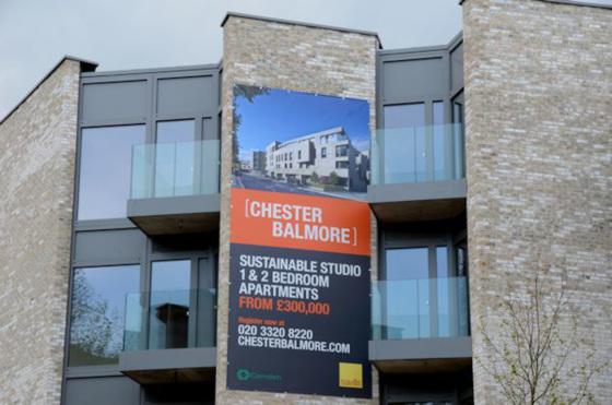 Chester Balmore development
