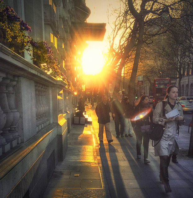 Northumberland Avenue, London