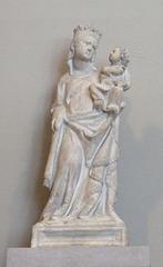 Virgin and Child by Giovanni di Balduccio in the Philadelphia Museum of Art, August 2009