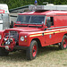 Fire Vehicles at Netley Marsh (4) - 27 July 2013