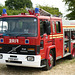 Fire Vehicles at Netley Marsh (5) - 27 July 2013