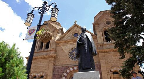 Basilique Saint François d' Assise. Albuquerque (N-M)